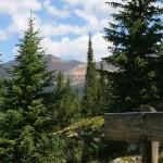 Mt Huron Trail