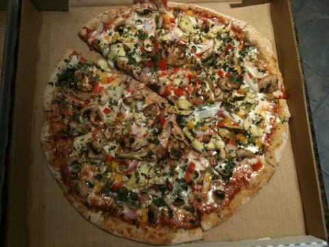 Edpaffjr.com » Blog Archive » Naked Pizza