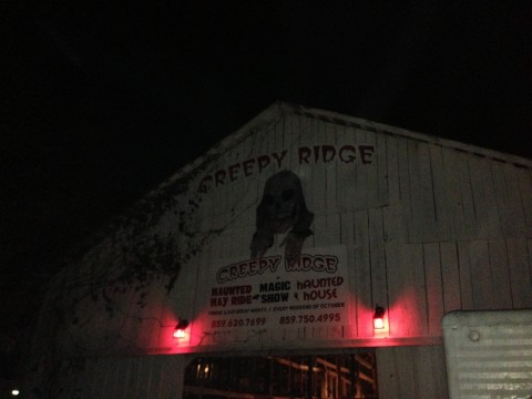 Creepy Ridge