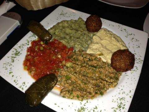 Appetizer Sampler Plate