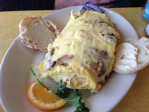 BYO Omelette