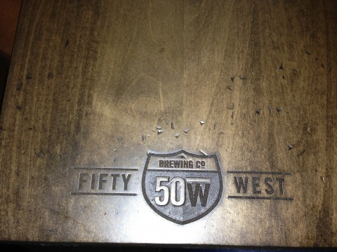 Fifty West Logo