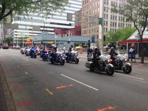 Police Memorial Parade