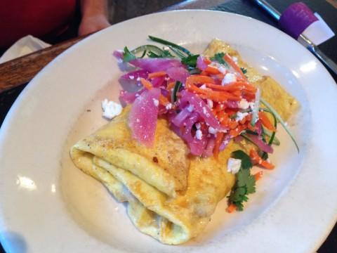 Two Egg Omelet