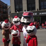 Mr. Redlegs & Friends