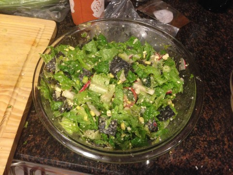 Mexican-Style Chopped Salad