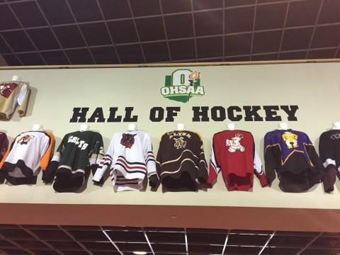 High School Hall of Hockey