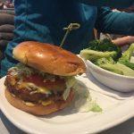 Southwestern Veggie Burger