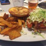 Buffalo Chicken Club
