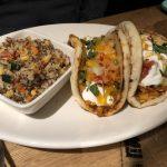 Enlightened Barbacoa Cauliflower Pita Tacos