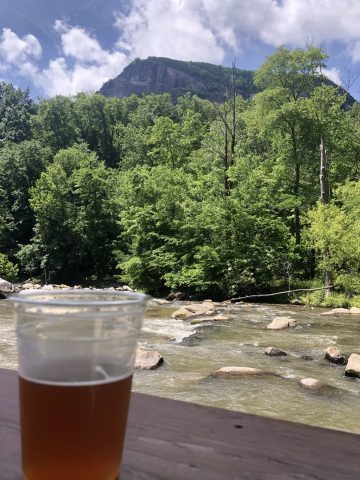Beer With View